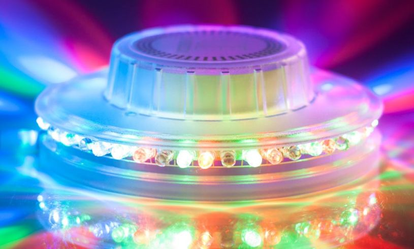 Disco 360 Ice LED Lightshow