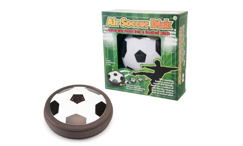 air soccer disk