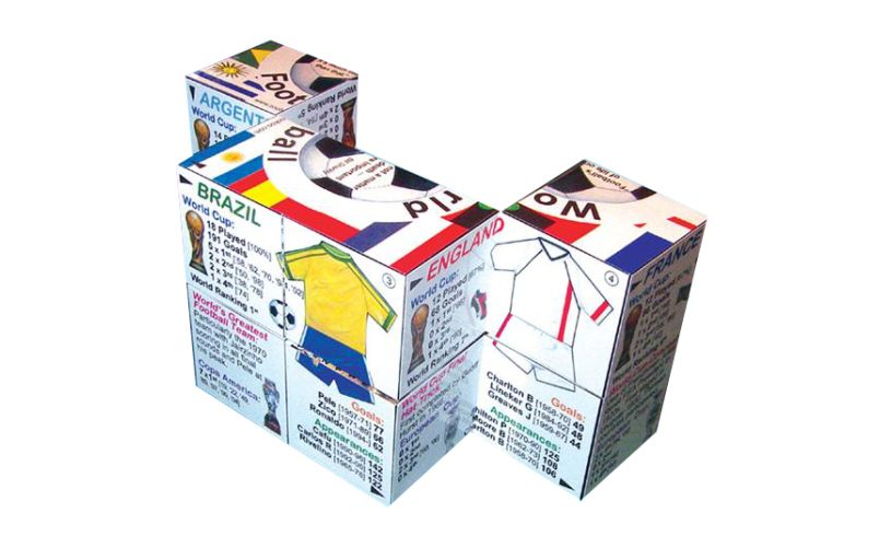 football cube book