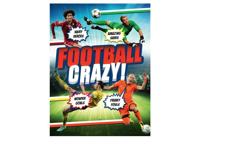 football crazy book