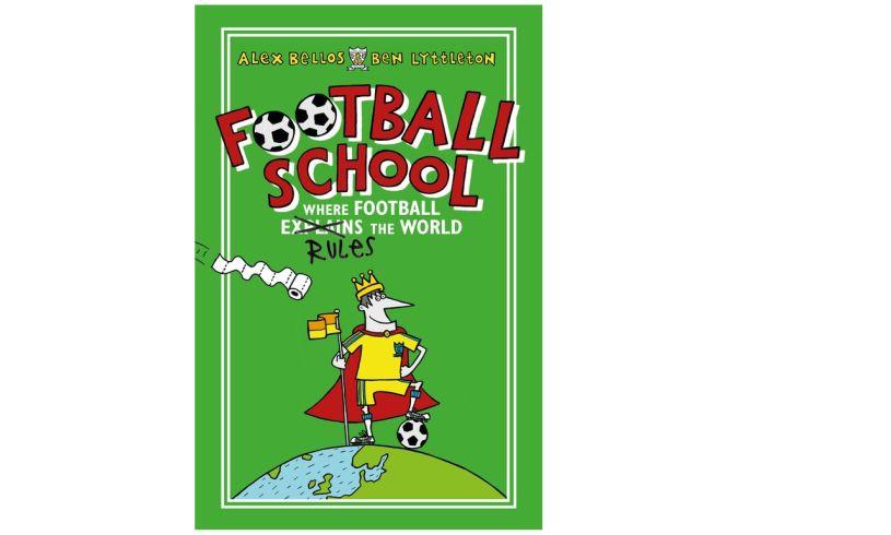 football school book