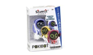 Pokibot toy from Wicked Uncle