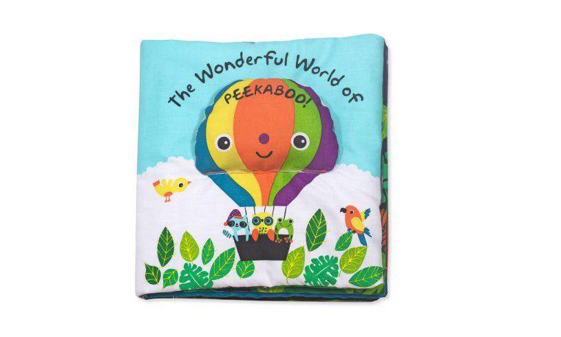 Wonderful World Of Peekaboo book