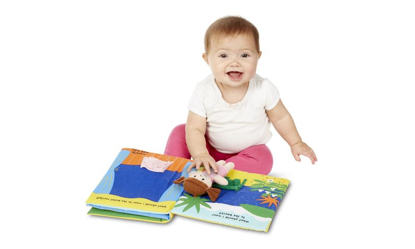 What Should I Wear picture book for 1 year olds