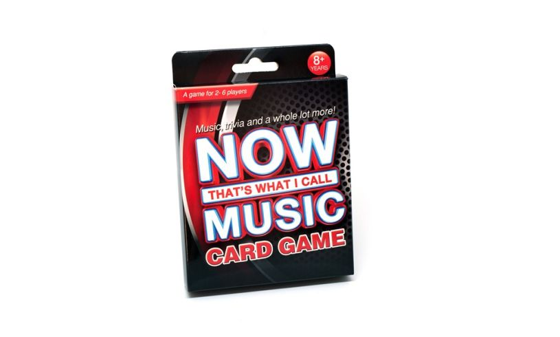 now that's what i call music card game packaging