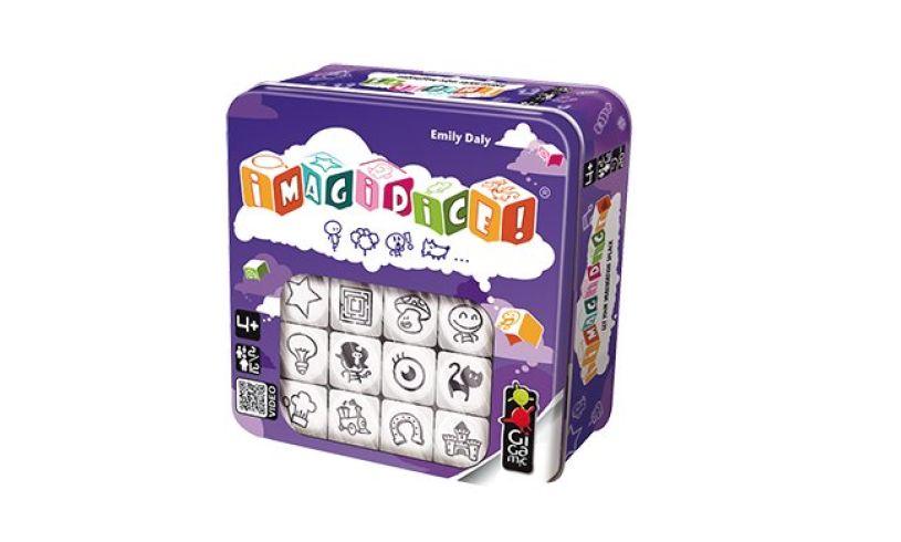 the purple imagidice box
