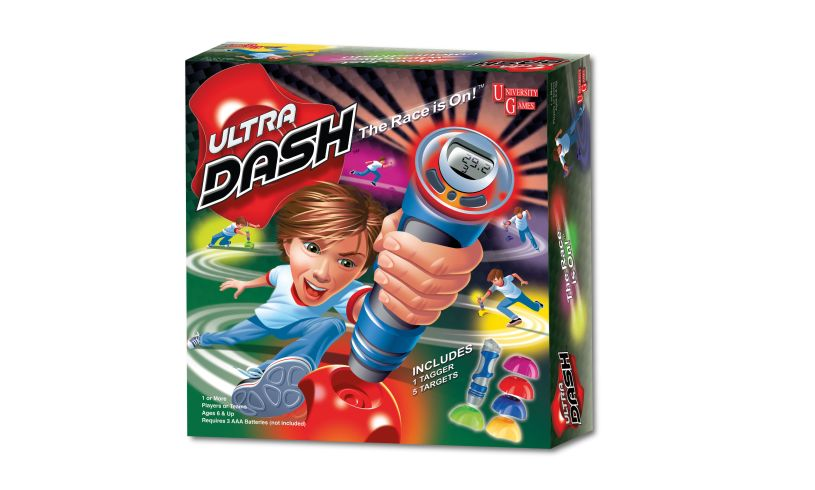 the ultra dash game box