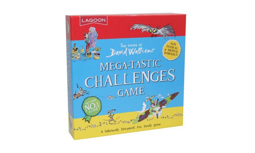 mega-tastic challenges game
