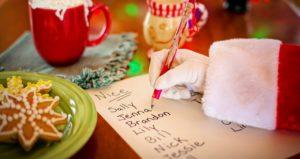 Christmas naughty or nice list